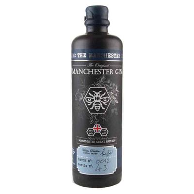 Manchester (Finest) Gin, Zymurgorium – England