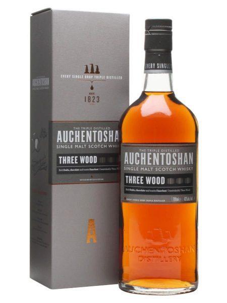 Auchentoshan – Triple Wood