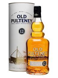 Old Pulteney 12 yr