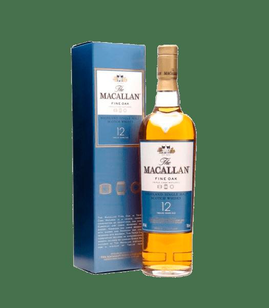 Macallan 12yr Fine Oak
