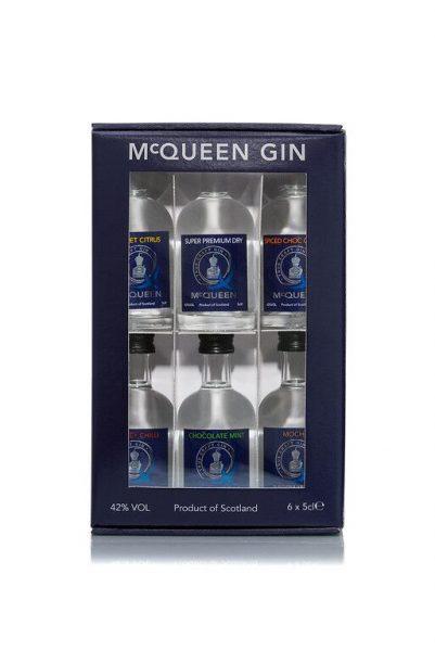 5cl – McQueen, Gift Pack (6)
