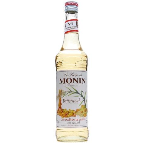 Monin – Butterscotch
