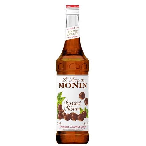 Monin – Chestnut