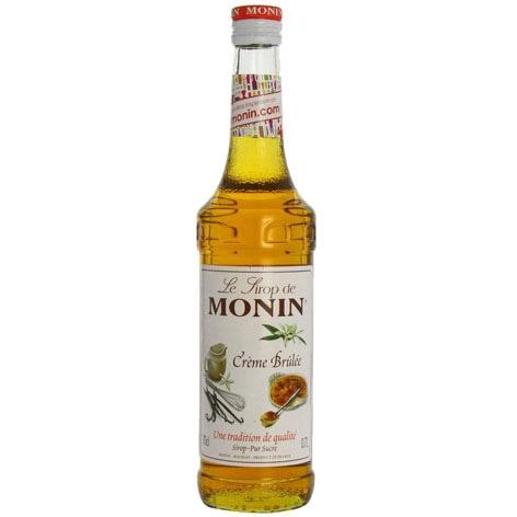 Monin – Creme de Brulee, Litre