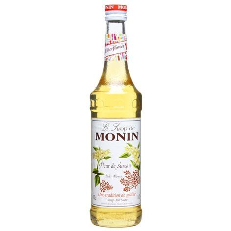 Monin – Elderflower