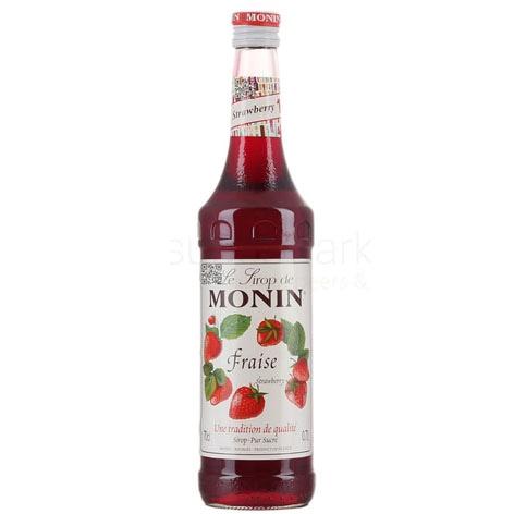 Monin – Strawberry