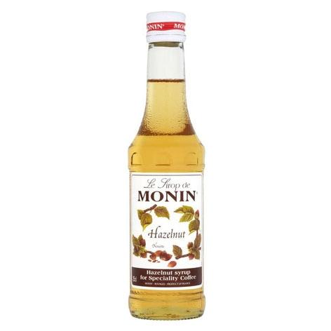 Monin – Hazelnut