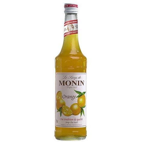 Monin – Orange