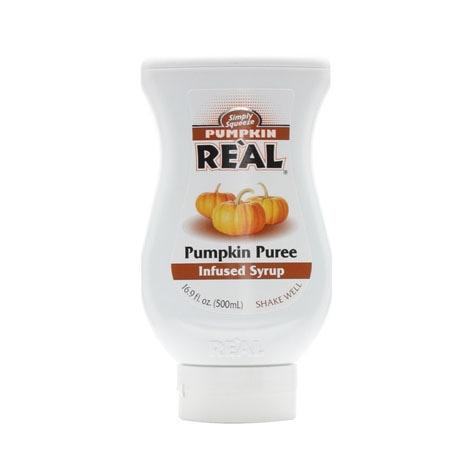 Re'al – Pumpkin Puree Infused Syrup
