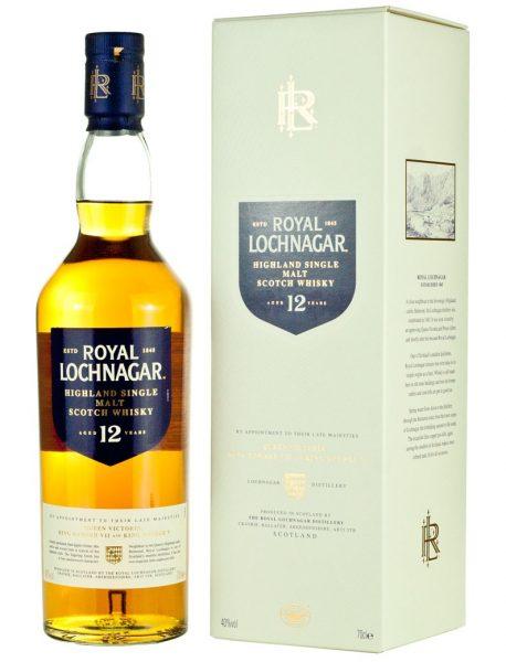 Royal Lochnagar 12 yr