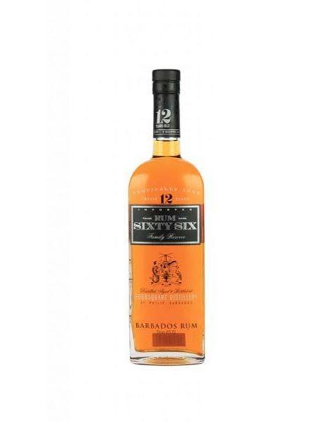 Rum Sixty Six, 12yo