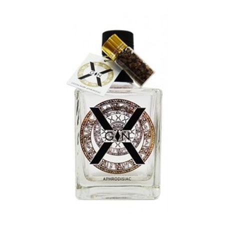 5cl – Xolato  (X Gin) Wooden Box (16)