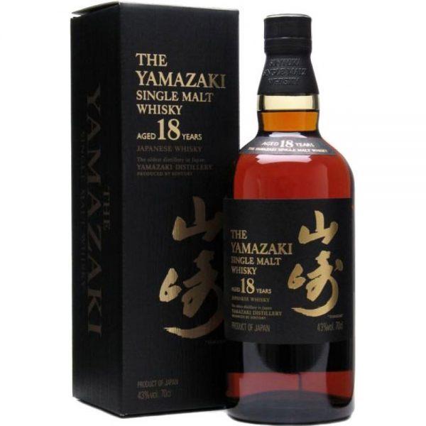 Yamazaki 18yo Malt