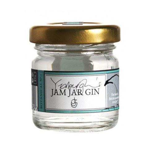 3cl Yerburgh's Jam Jar Gin (12)