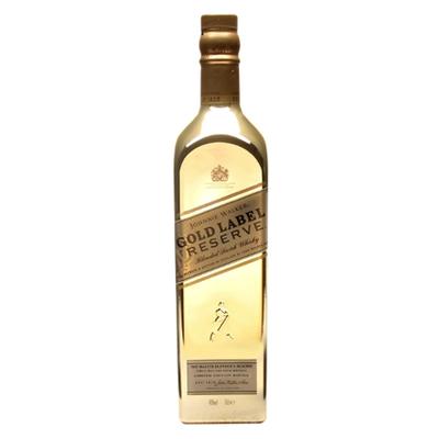 Johnnie Walker – Gold