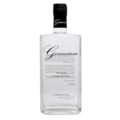 Geranium – London Dry
