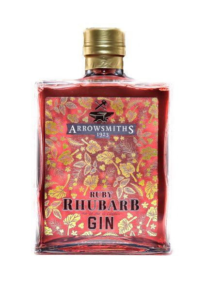 Arrowsmith Ruby Rhubarb Gin
