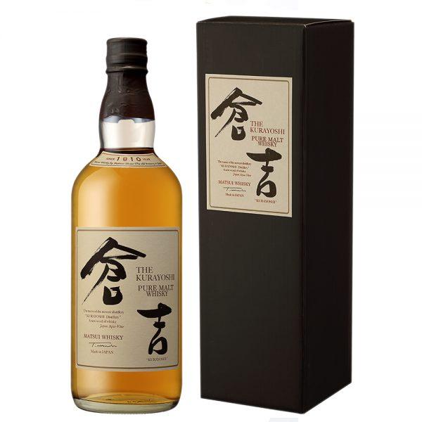 Kurayoshi Pure Malt – Japanese