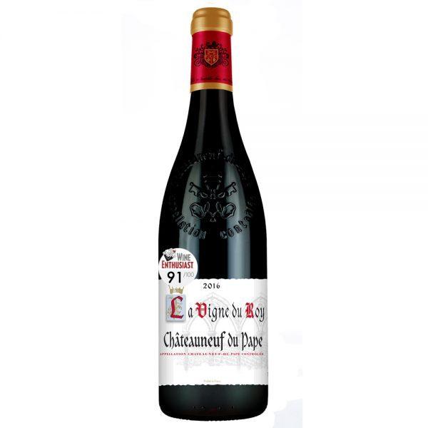 Chateautneuf Du Pape, La  Vigne de Roy