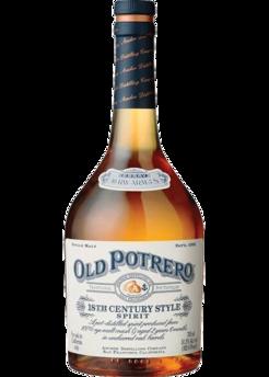 Old Potero Rye, Whisky