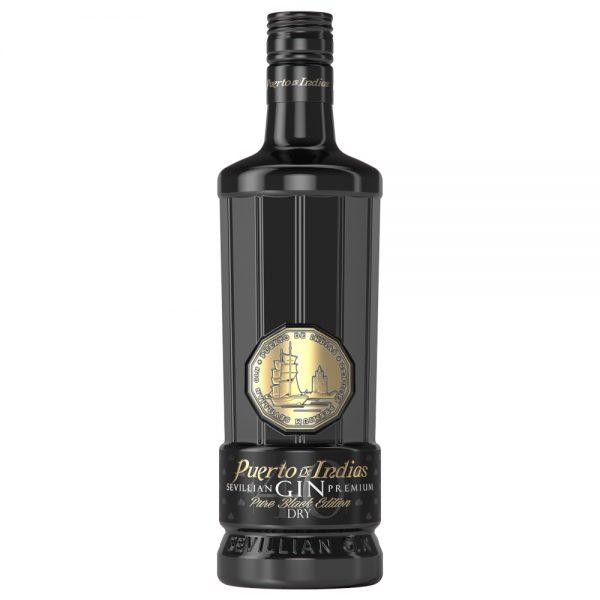 Puerto de Indias BLACK EDITION, Gin