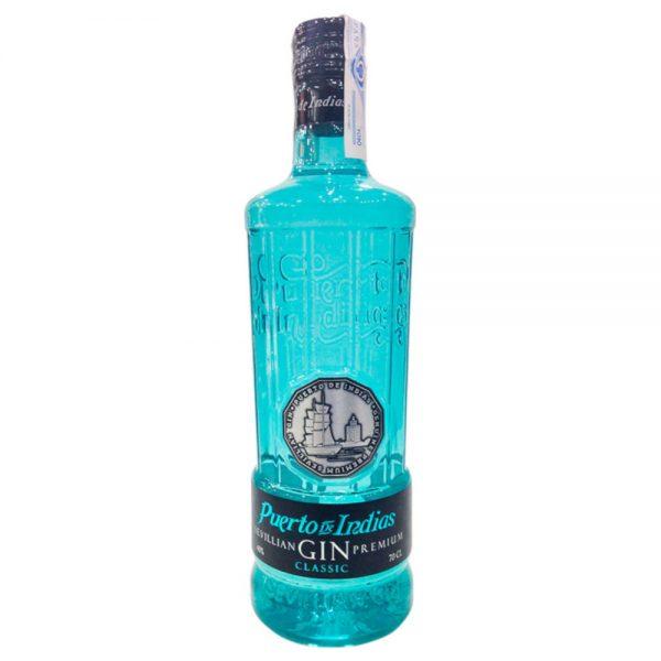 Puerto de Indias Classic (BLUE), Gin