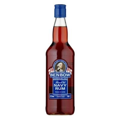Admiral Benbow – Navy Rum