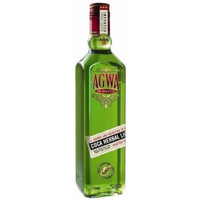 Agwa de Bolivia – Coca Leaf Liqueur