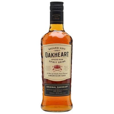 Bacardi – Oakheart