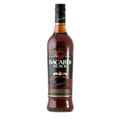 Bacardi – Black (Negra)