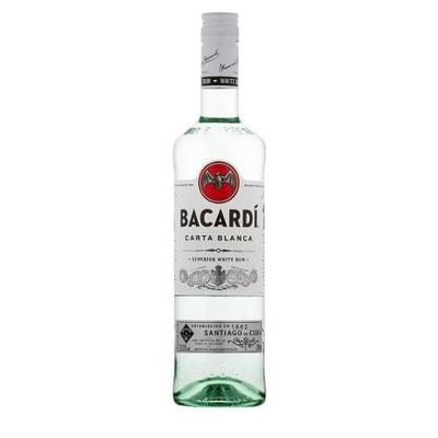 Bacardi – Carta Blanca