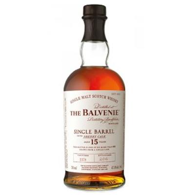 Balvenie 15 yr – Sherry Wood