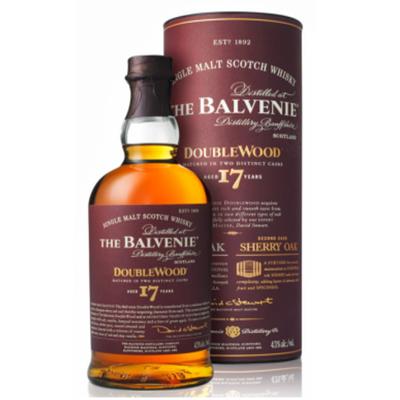 Balvenie 17 yr – Doublewood