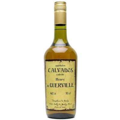 Henry de Querville – Fine Calvados