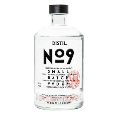 Distill No. 9