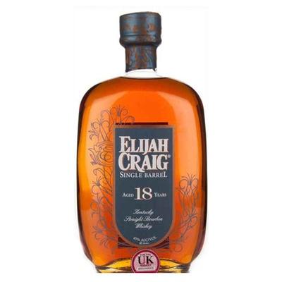 Elijah Craig 18 y.o.