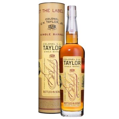 EH Taylor – SINGLE BARREL