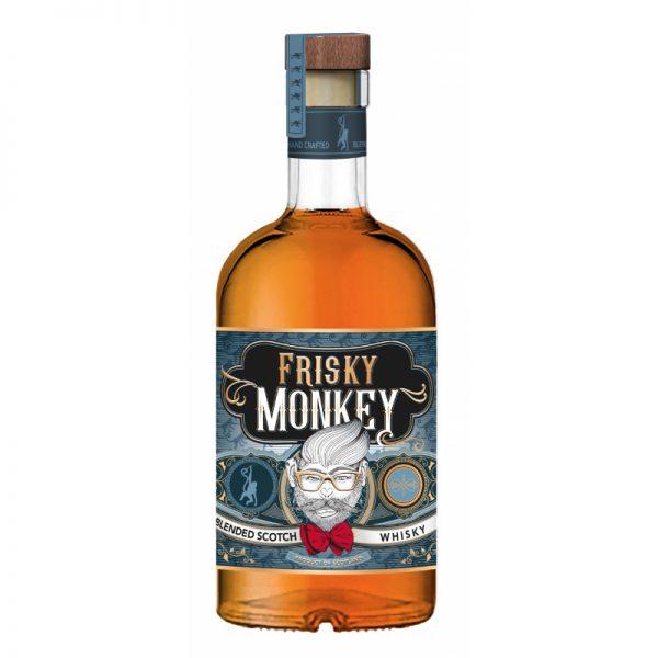 Frisky Monkey, Whisky