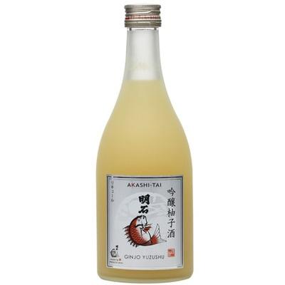 Akashi-Tai Ginjo Yuzushu, (Citrus) Sake
