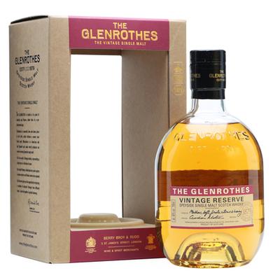 Glenrothes – Vintage Reserve