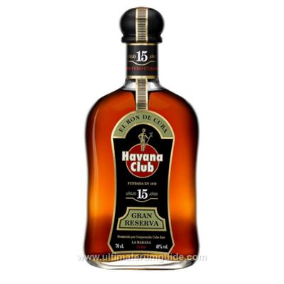 Havana Club 15 yr