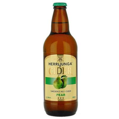 Herrljunga Pear Cider 12x500ml x4.5%