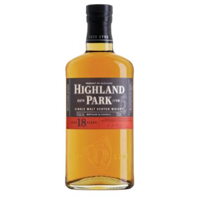 Highland Park 18 yr
