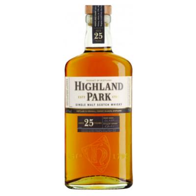 Highland Park 25 yr