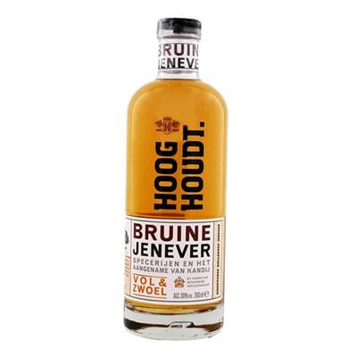 Hooghoudt Bruine, Jenever
