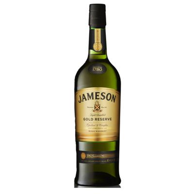 Jamesons – Gold