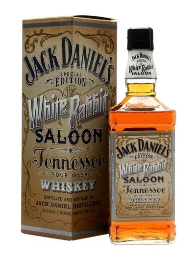 Jack Daniels – White Rabbit, Collectors Edition
