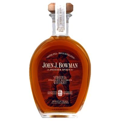 John J Bowmans Single Barrel