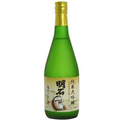 Sake Daiginjo – Halves