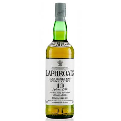 Laphroaig – 10 yr